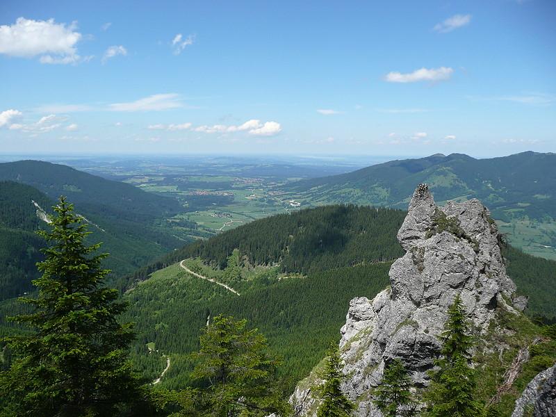 Bergtouren und Bergwanderungen