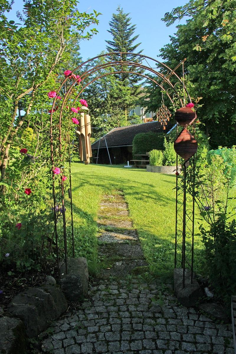 Die Seele baumeln lassen in unserem Duft- und Kräutergarten